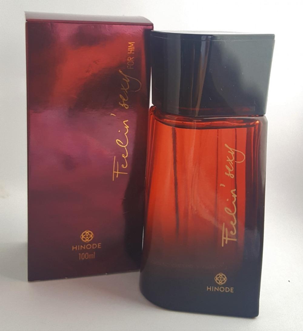 Perfume Feelin Sexy For Him Ou Feelin Sexy For Her Hinode - R 145,00 -1326