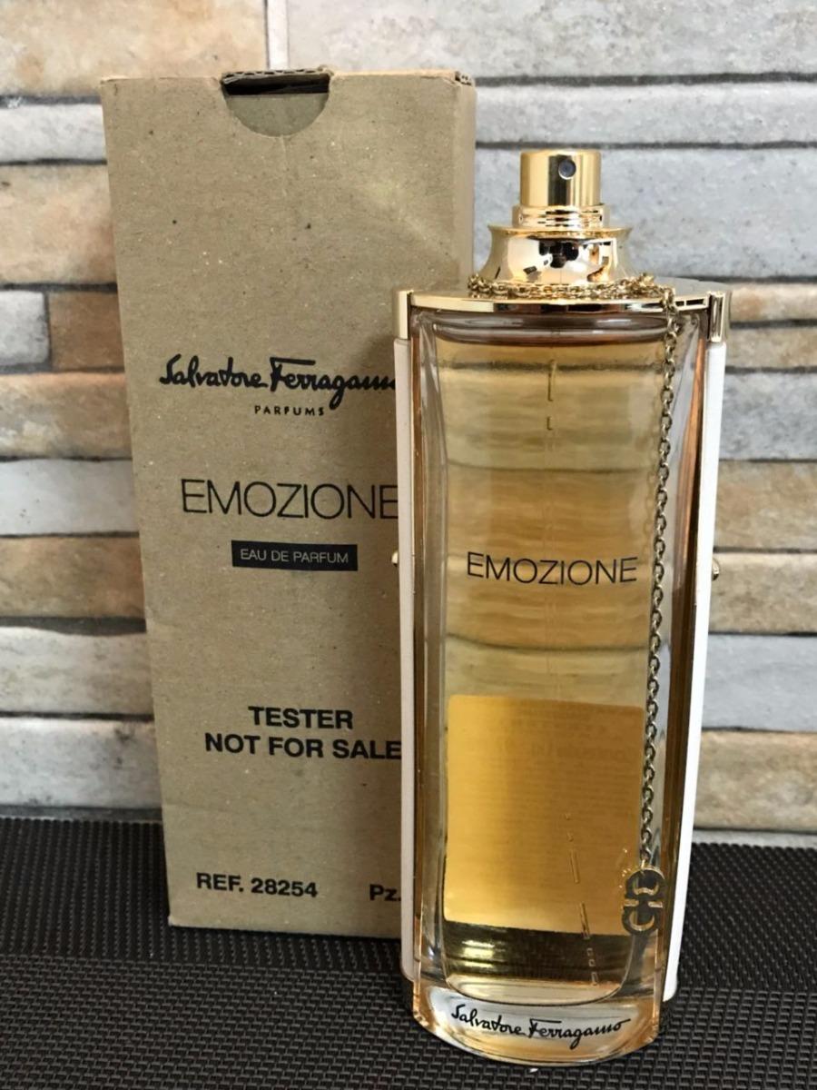 3c6aefb8b3de4 perfume fem. salvatore ferragamo emozione edp 92ml - tester. Carregando  zoom.