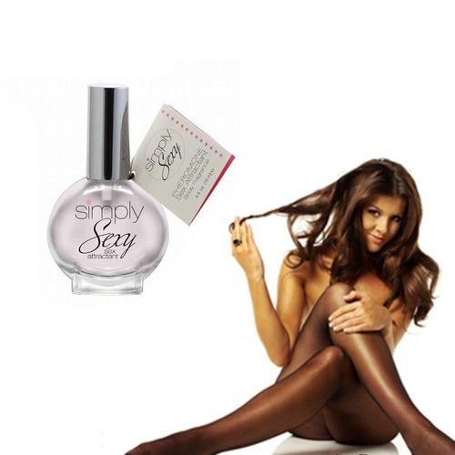 perfume femenino con feromonas para atraer hombres sexy!