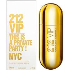 0f28cae3cc Perfume Feminino 212 Vip Carolina Herrera Eau De Parfum 30ml - R ...