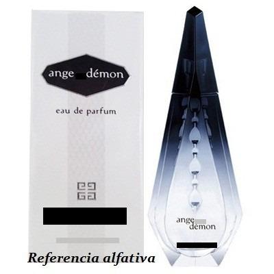 perfume feminino ange or demon 100ml original hinode