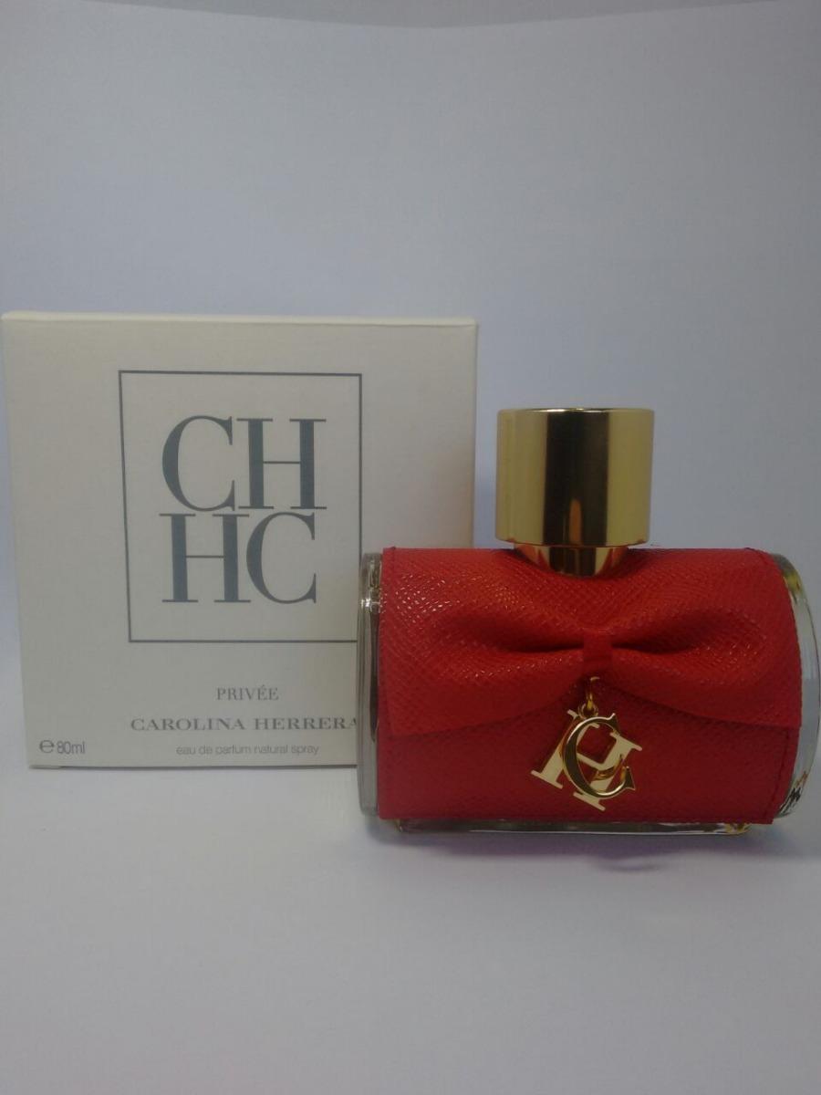 ab7421d857647 perfume feminino carolina herrera ch privée 80ml - tester. Carregando zoom.