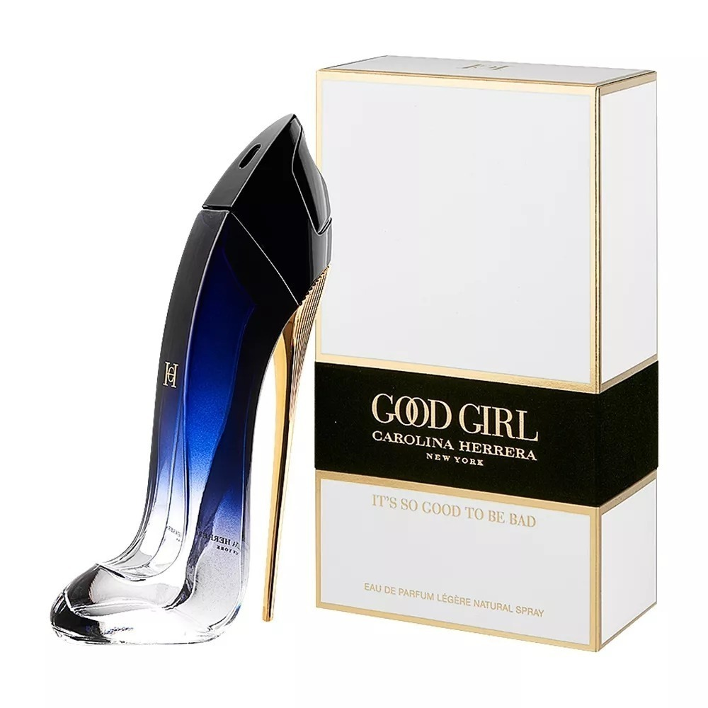 perfume feminino carolina herrera good girl legere edp 80ml. Carregando  zoom. 9cef53b9ed