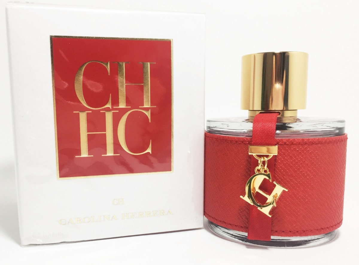 5aa6acb2c3 perfume feminino ch carolina herrera 100 ml original lacrado. Carregando  zoom.