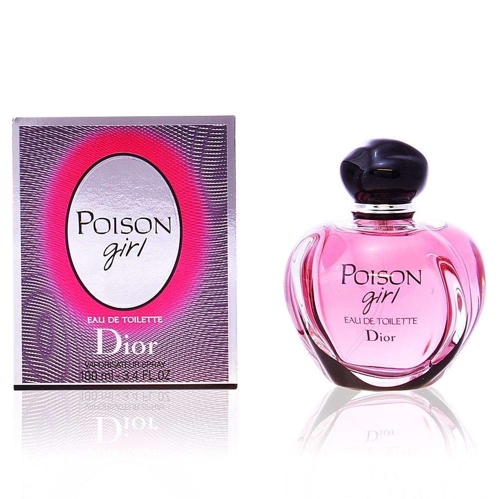 19697a9667e perfume feminino dior poison girl edt 100ml - selado. Carregando zoom.