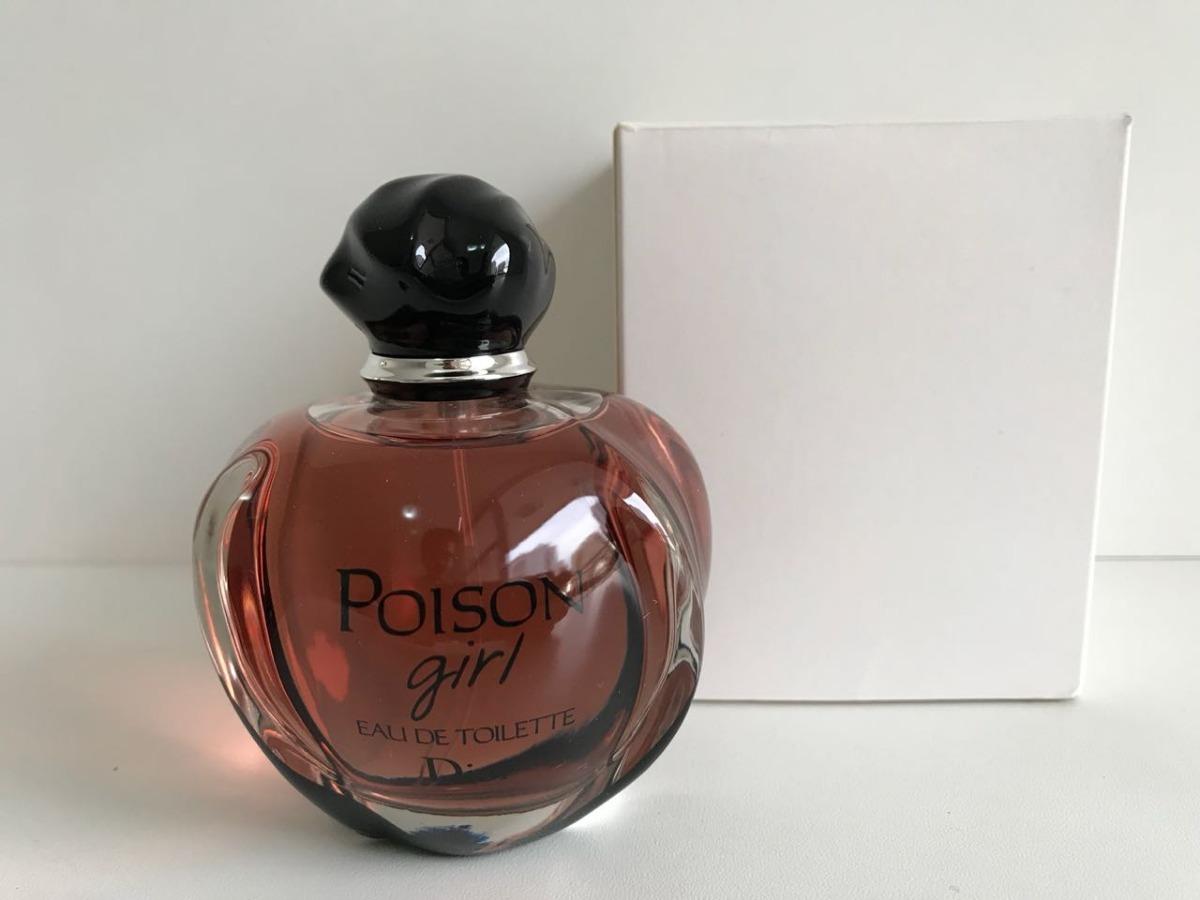 381eea97eef perfume feminino dior poison girl edt 100ml - tester. Carregando zoom.