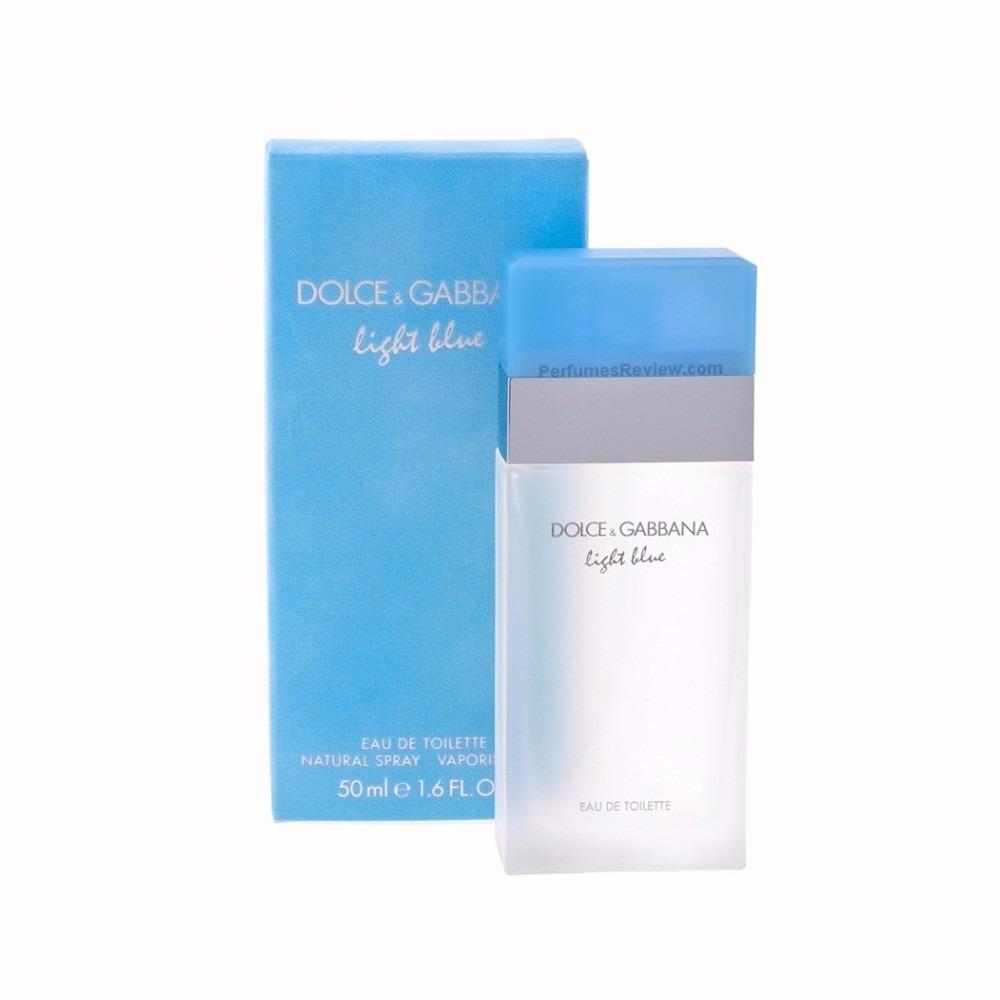 0d2e4e45503b0 perfume feminino dolce   gabbana light blue 50ml original. Carregando zoom.