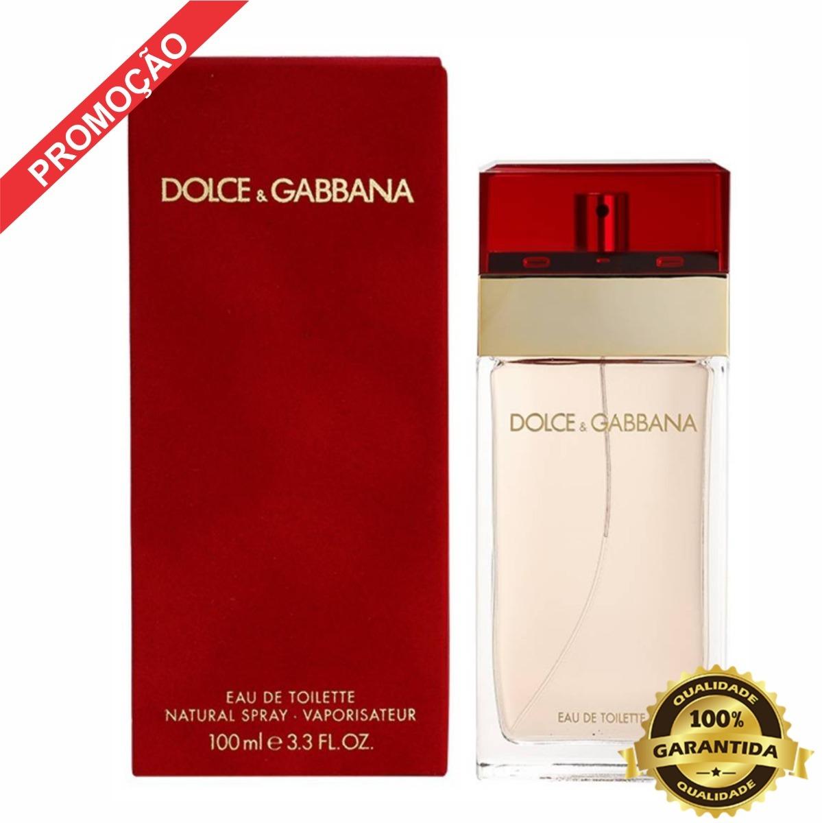 97ad0cceeb518 perfume feminino dolce   gabbana red 100ml vermelho promoção. Carregando  zoom.