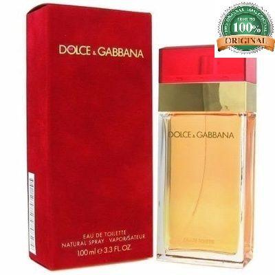 perfume feminino dolce gabbana red  original ad8028
