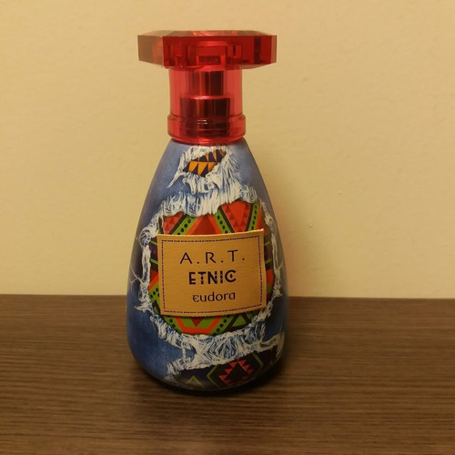perfume feminino eudora a.r.t. etnic edc 95ml