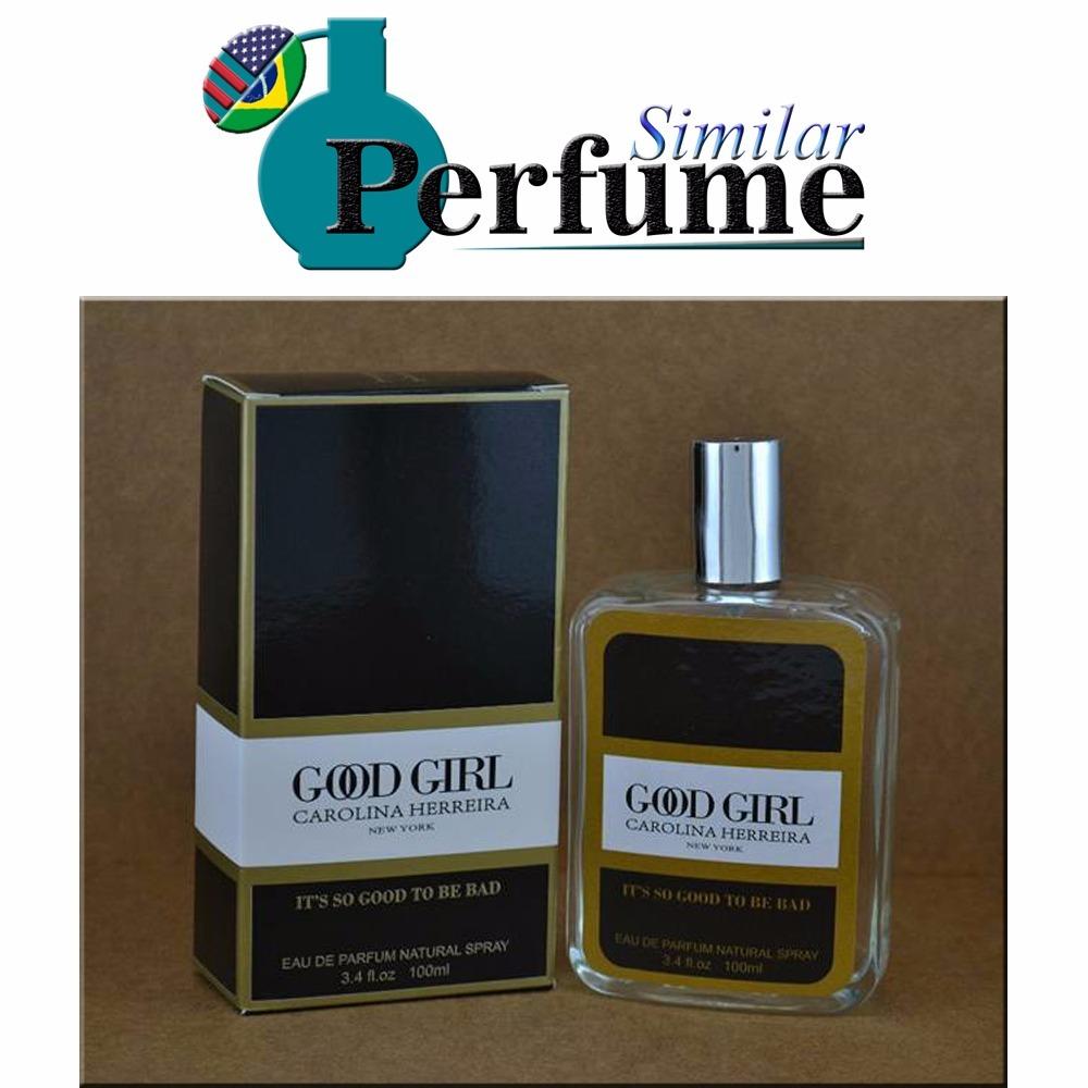 Perfume Feminino Good Girl 100ml Frete Gratis R 9990 Em Mercado
