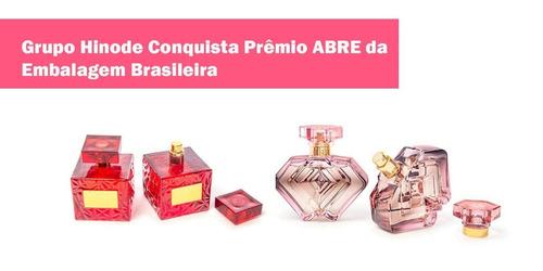 perfume feminino hinode lesér eau de parfum + venyx kit c/2