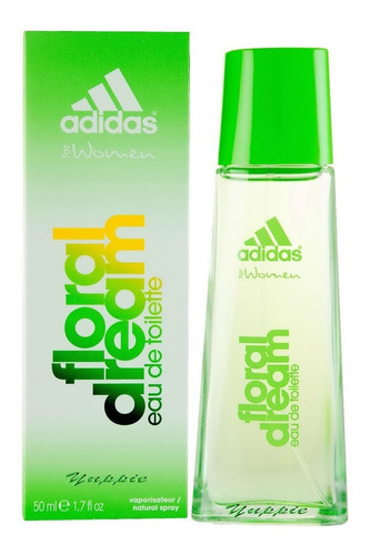 perfume feminino importado adidas floral dream edt 50ml