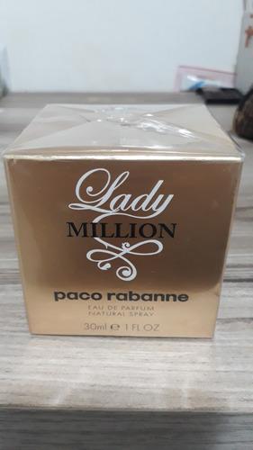 perfume feminino one million 30ml