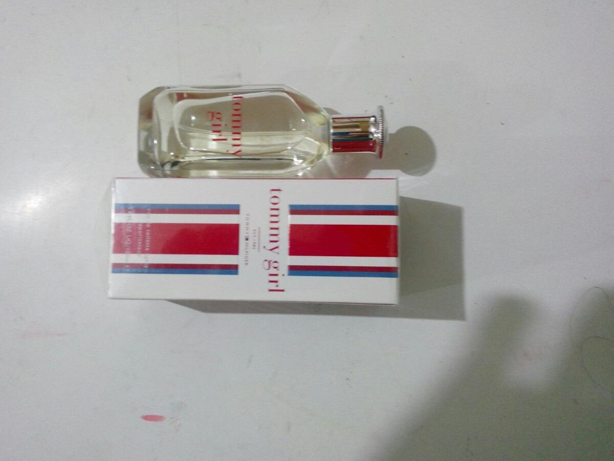 346f6dce7 perfume feminino tommy girl-tommy hilfiger 100ml100%original. Carregando  zoom.