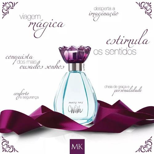 perfume feminino wish  mary kay