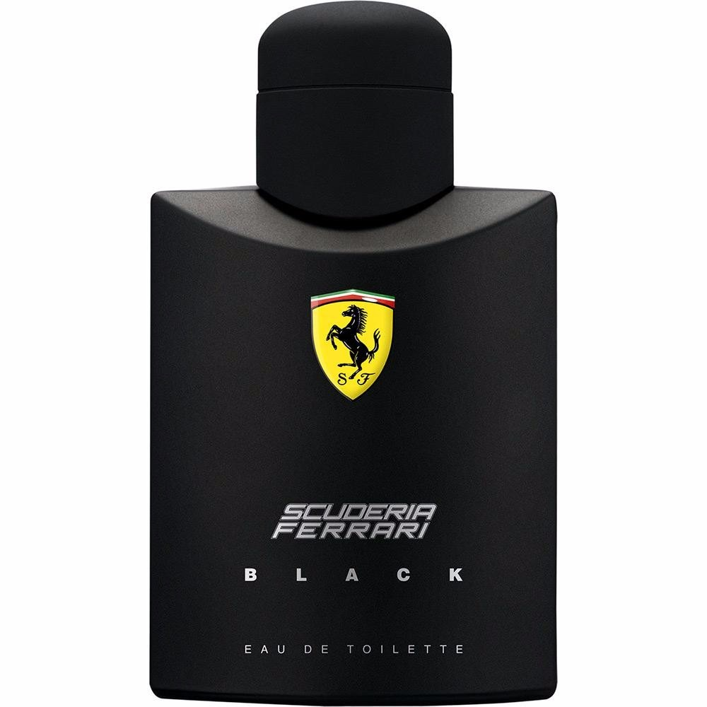 a441aeb8a perfume ferrari black 125ml 100% original envio emediato. Carregando zoom.