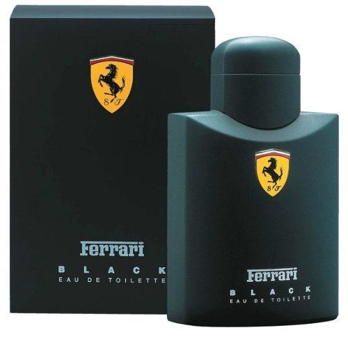 perfume ferrari black for men hombre 4.2oz 125ml original