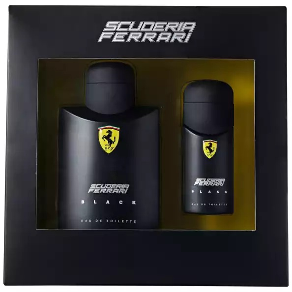 31e7808f9 Perfume Ferrari Black Kit 125ml + 30ml - Original Com Selo - R  199 ...