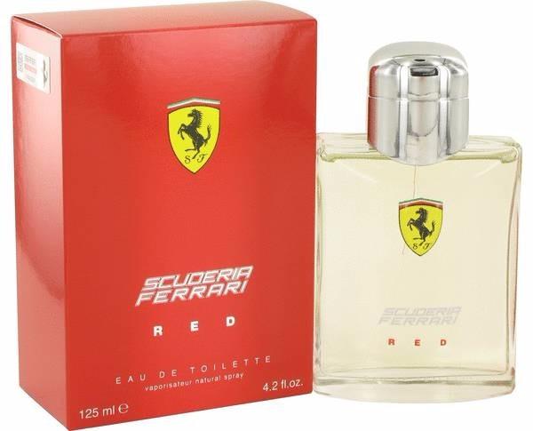 77dfdc3ae Perfume Ferrari Red Masculino Eau De Toilette - R  150