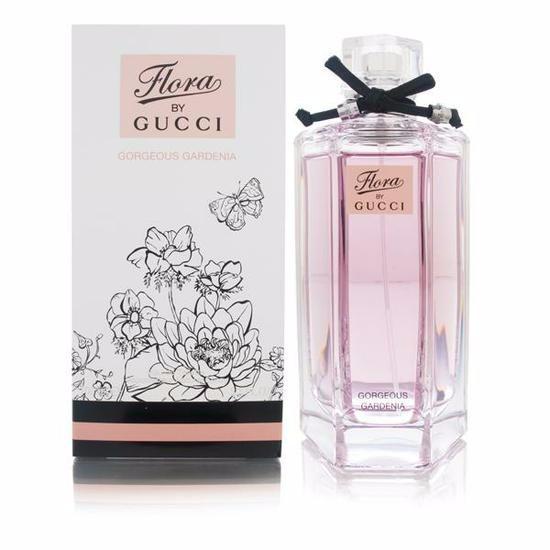 286da4277 Perfume Flora By Gucci Gorgeous Gardenia Feminino Edt 100ml - R$ 449,99 em  Mercado Livre