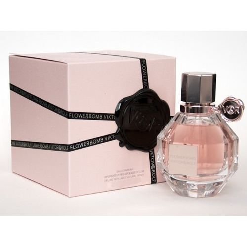 perfume flowerbomb edp feminino 100ml viktor&rolf