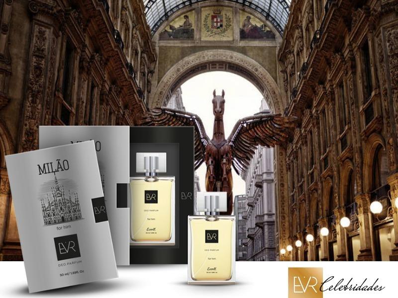 Perfume For Men Fragrância Armani Milão 50ml Deo Parfum - R  76 79a9b700941b