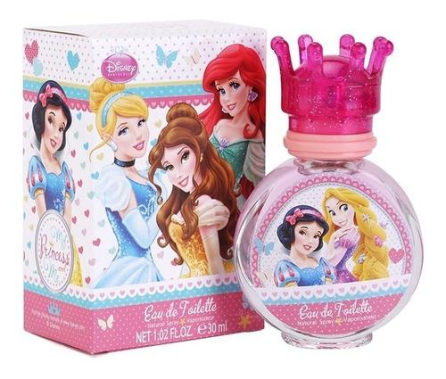 perfume fragancia de princesas para niños para mujer