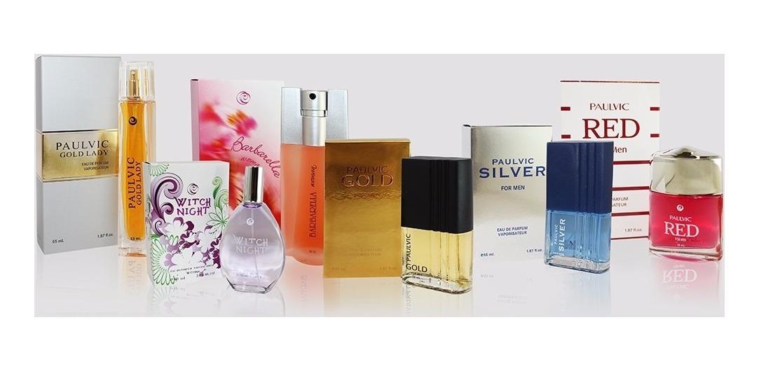Perfume Fragancia Mujer Y Hombre Paulvic