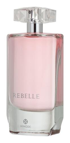 perfume fragrância rebelle feminino hinode 75ml