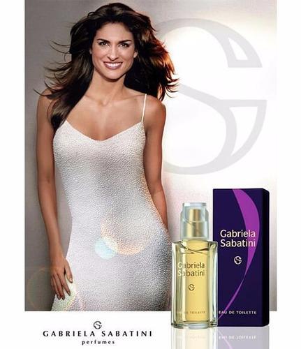 perfume gabriela sabatine 60ml - original + frete grátis