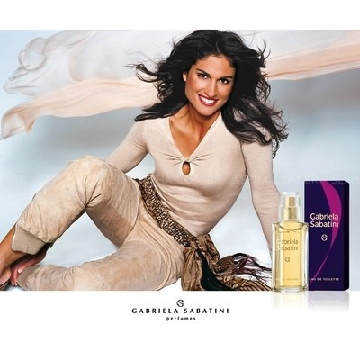 perfume gabriela sabatini 60ml 100% original e lacrado 12 x
