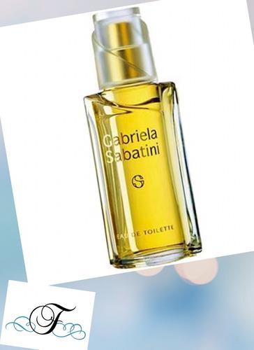 perfume gabriela sabatini eau de toillete feminino 60ml