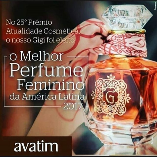 perfume gigi avatim 100ml