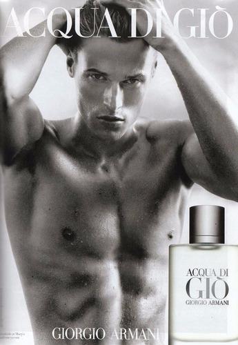 perfume giorgio armani aqua di gio 200ml para hombre