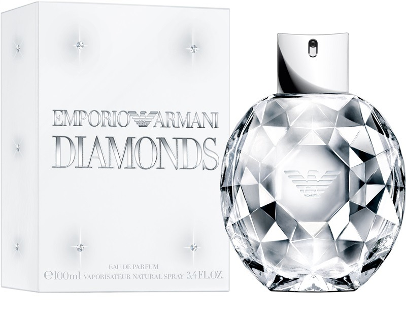 ca71023d1 Perfume Giorgio Armani Emporio Diamonds Feminino 100ml - R$ 359,00 em  Mercado Livre
