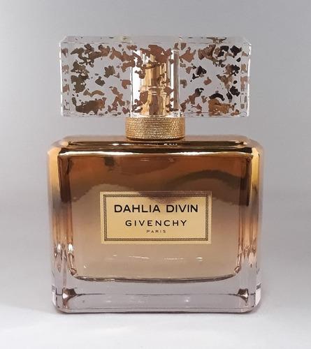 perfume givenchy dahlia divin le nectar 75ml edp + amostra