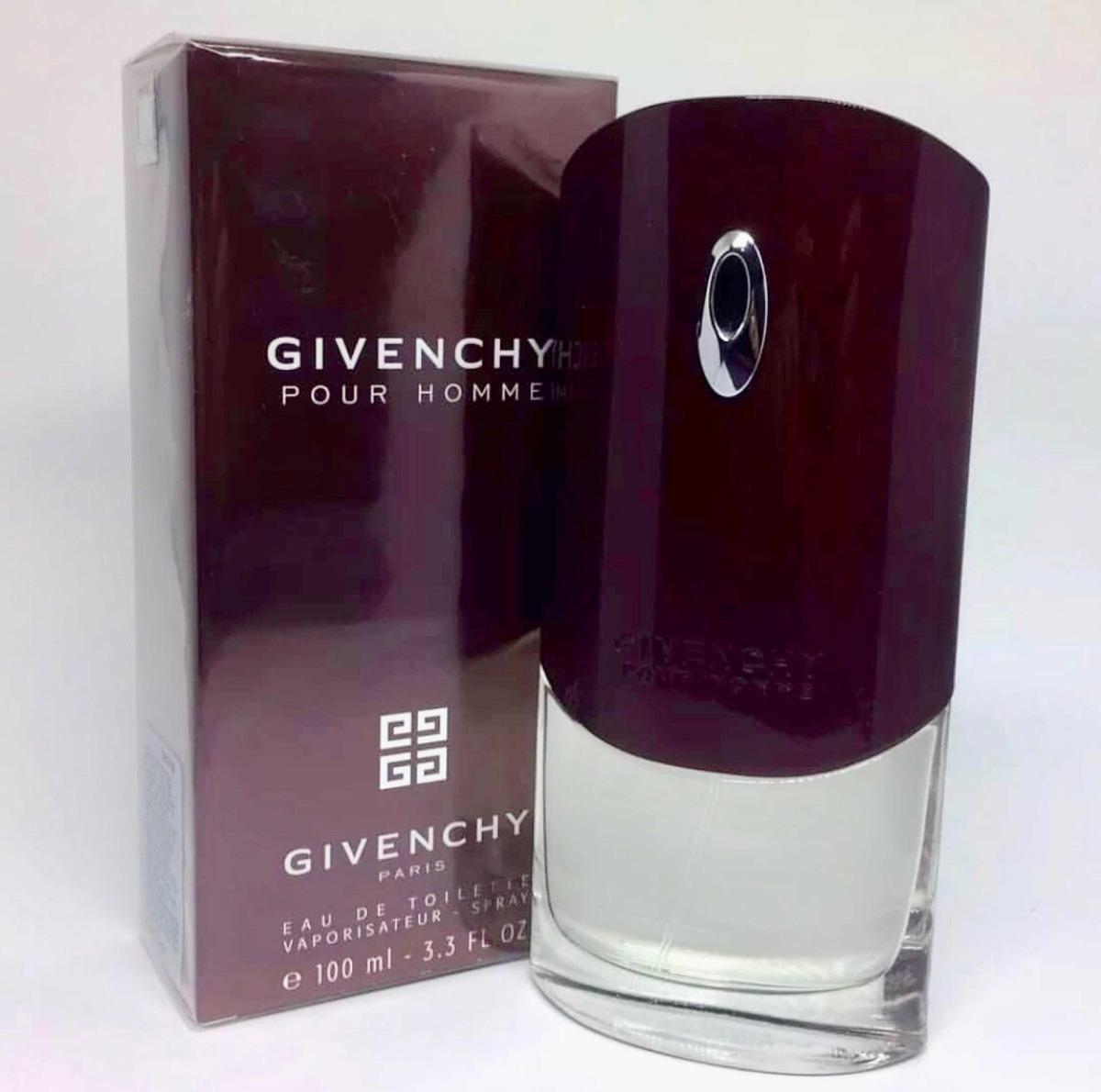 Givenchy Ml Pour Homme Hombre 100 Original Sellado Perfume DW29EIH
