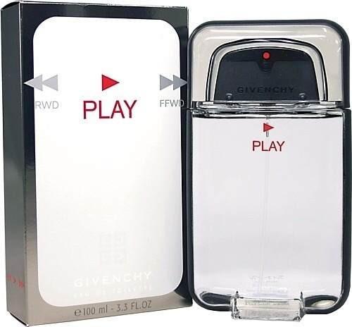 perfume ---- givenchy play ----- 100ml ----  caballero
