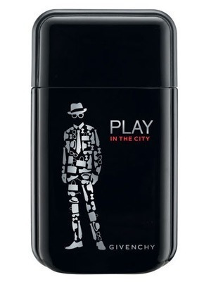 perfume givenchy play in the city 100ml para hombre