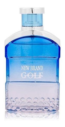perfume golf blue new brand masculino 100ml barato