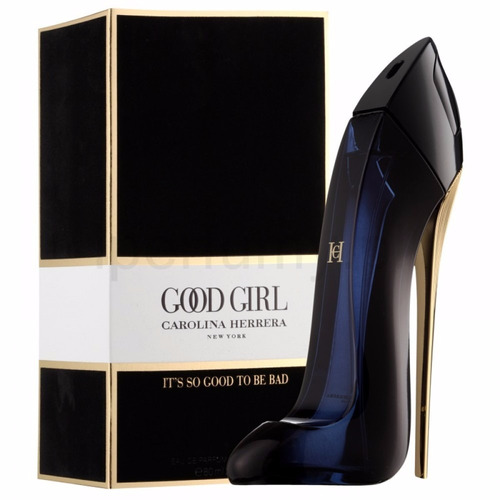 perfume good girl 80 ml edp carolina herrera original