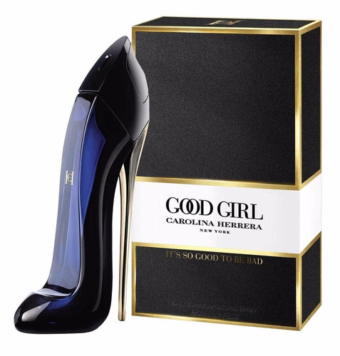 perfume good girl by carolina herrera 80 ml dama