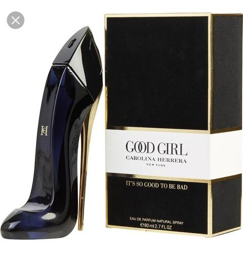 perfume good girl- original(80ml) carolina herrera