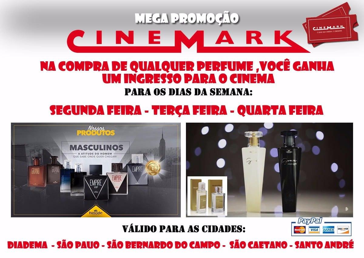 Perfume Grace Hinode Ingresso R 13500 Em Mercado Livre