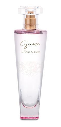 perfume grace la rose sublime feminino 100ml