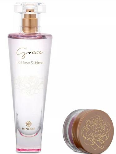 perfume grace la rose sublime + serum para as mãos gratis!!!