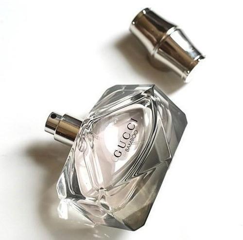perfume gucci bamboo para damas 50 ml original