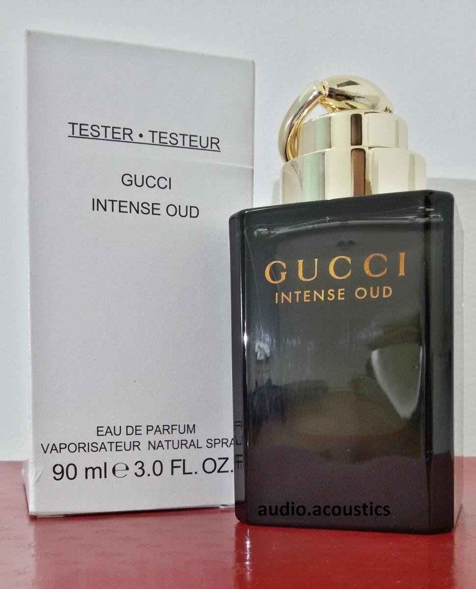 c3e57089cba perfume gucci intense oud edp 90ml tester. Carregando zoom.