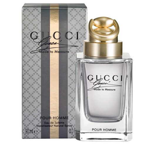 perfume gucci made to measure 90 ml men